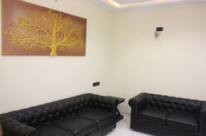 Stay 10 Service Apartment, Indore - Common Lobby