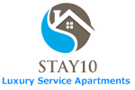 Stay 10 Service Apartment Logo